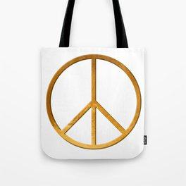 P E A C E - Symbol Tote Bag