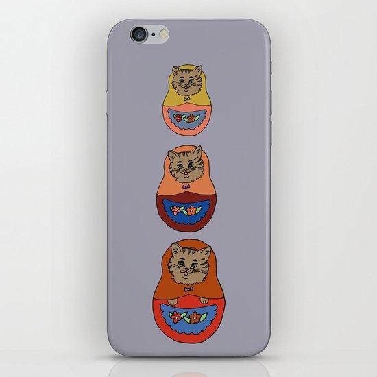 Daisyoshka iPhone & iPod Skin