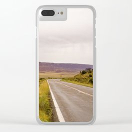 Road to the Grand Canyon Clear iPhone Case