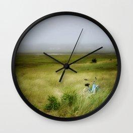 lazy summer day... Wall Clock