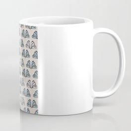Madam Butterfly Print Coffee Mug