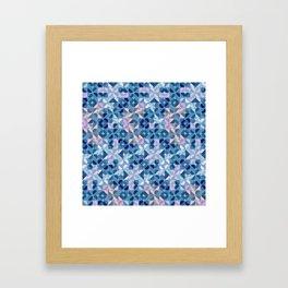 Globe.3 Framed Art Print