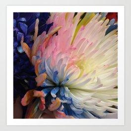 colorflower Art Print