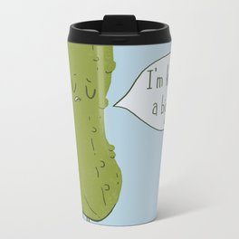Big Dill Metal Travel Mug