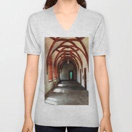 The Corridor Unisex V-Neck