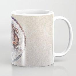 Solomon Knot. Antique symbol. Coffee Mug