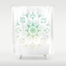 GMO//006 Shower Curtain