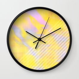 Exotic Paradise Wall Clock