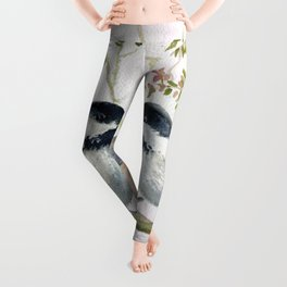 Chickadee Leggings