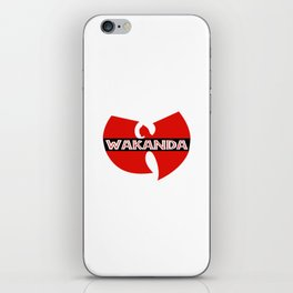 Wakanda Forever iPhone Skin