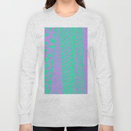 Doodles in pastel Long Sleeve T-shirt