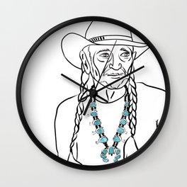 I Willie Like You Wall Clock