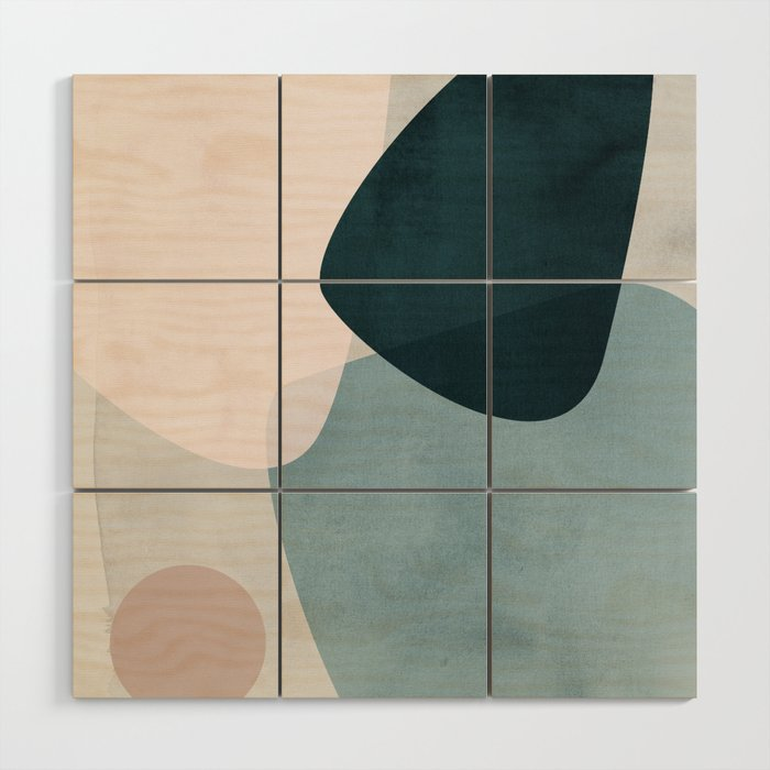 Graphic 150 A Wood Wall Art