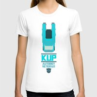 transformers T-shirts featuring TRANSFORMERS - Kup: Autobot Veteran by komatosekosmonaut
