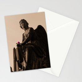 Necropolis Angel Stationery Cards