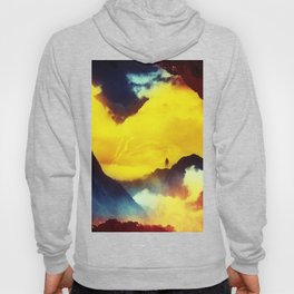 This volcano is mine Hoody