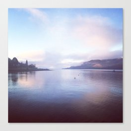 Serenity on the Loch Canvas Print