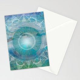 Vishuddha: Throat Chakra Stationery Cards