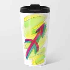 Sagittarius flow Travel Mug