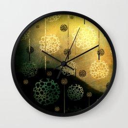 Lumiere Burlesque Wall Clock
