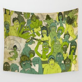 Party Hardy Wall Tapestry
