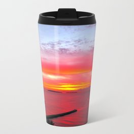 Cannes La Bocca Sunset Travel Mug