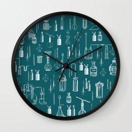 MAD SCIENCE 13 Wall Clock