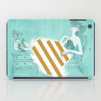 tiffany iPad Cases featuring Tiffany by Shaina Anderson