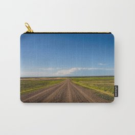 Summer Roads, Glasgow, Montana Carry-All Pouch