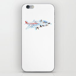 Air Canada Goose iPhone Skin