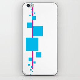 Tech Stream iPhone Skin