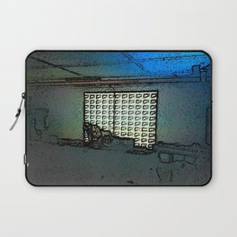 BLACK Electronic Underground #1 Laptop Sleeve