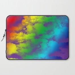 Rainbow Sky Laptop Sleeve