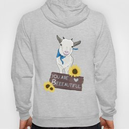 Supportive Goat Hoody