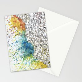 AFRICAN INSPIRATION GHETTO Stationery Cards