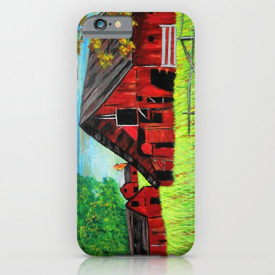 Old Farm 2 iPhone & iPod Case