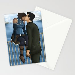 Makorra - Rooftop Stationery Cards