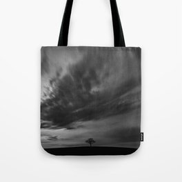 Moonlight Solitude Tote Bag