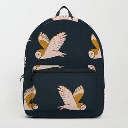 Barn Owls Flight Backpack