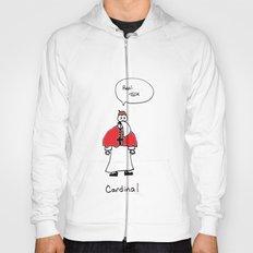 Cardinal Hoody
