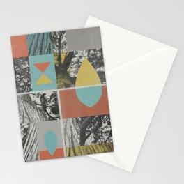 like a tree Stationery Cards