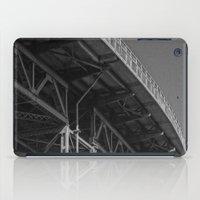 bridge iPad Cases featuring Bridge by Christophe Chiozzi