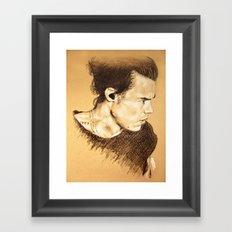 Harry Styles Framed Art Print