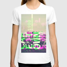 GLITCH CITY #17: Cape Town T-shirt