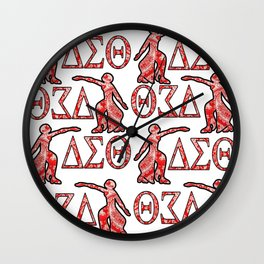 Fortitude DST Wall Clock