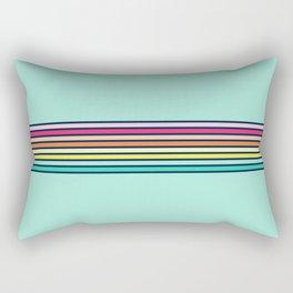 Vintage T-shirt No10 Rectangular Pillow