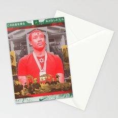 Gamelan Into The Meek Supernatural Stationery Cards
