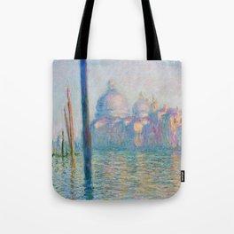 "Claude Monet ""Grand Canal, Venice"" Tote Bag"