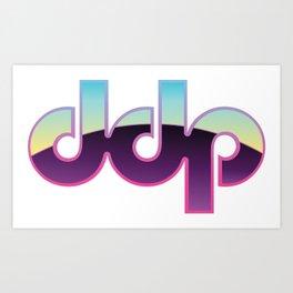 Essential DDP Logo Art Print