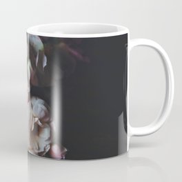 English Roses Still Life - Dark Number Two Coffee Mug